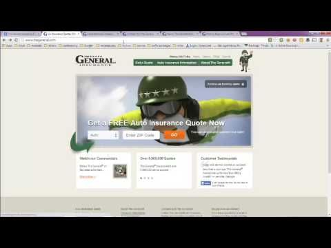 Car Insurance The General Phone Number And Tips With Images