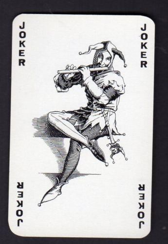 Joker Karte Bedeutung