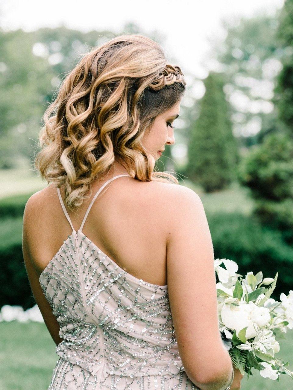 Top 25 Penteados Para Cabelos Curtos Para Casamento Beleza