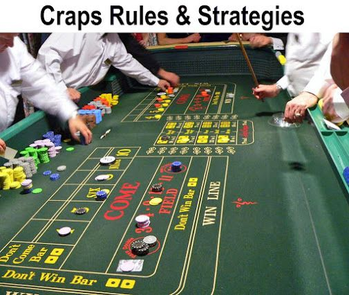 Main street station craps odds