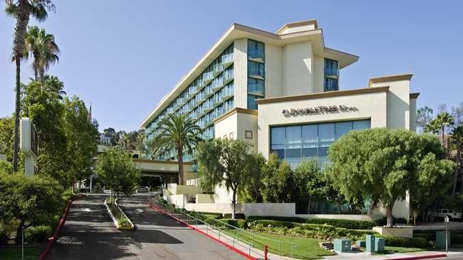 Doubletree By Hilton Hotel San Go Circle Ca Exterior 104