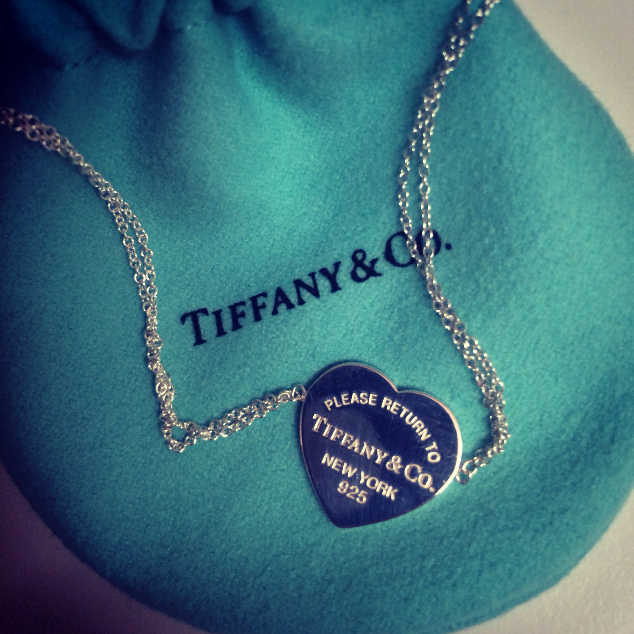 It Doesn't Have To Be Tiffany's But I Want Something
