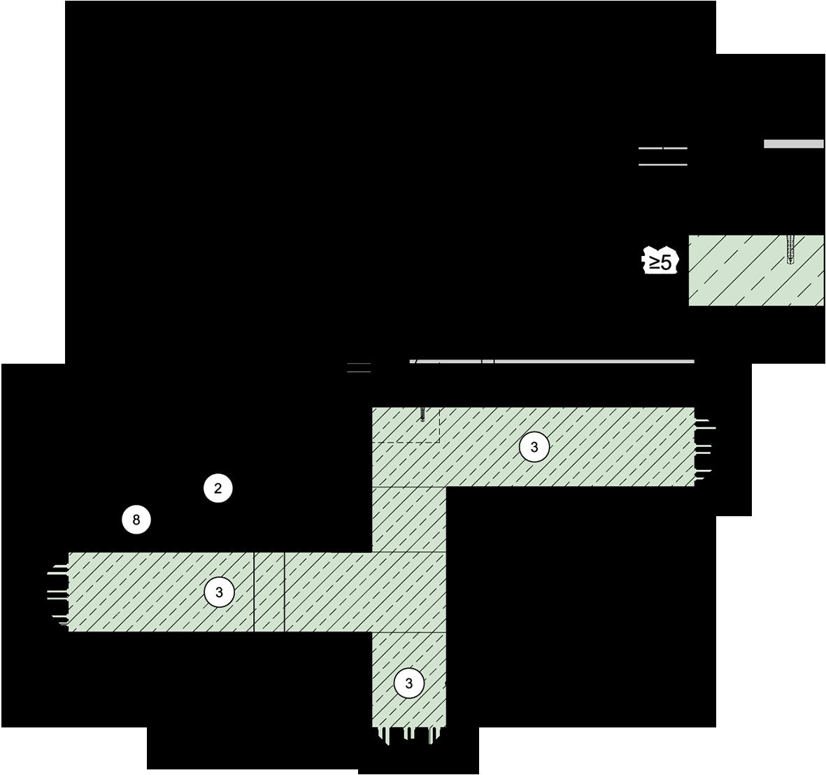 Terrassentür Barrierefrei Detail : detailseite planungsatlas hochbau einschalige au enwand aus normalbeton mit ~ Yuntae.com Dekorationen Ideen