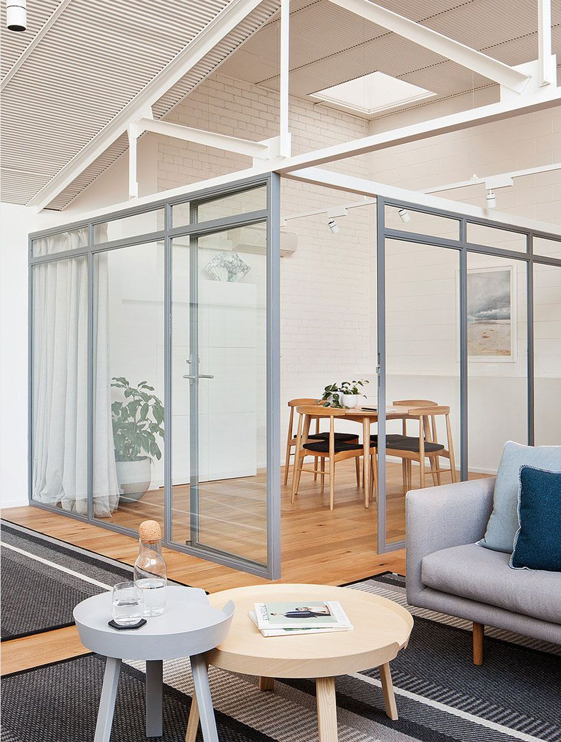 Feb 22 hecker guthrie creates new space for digital agency for Interior design agency melbourne