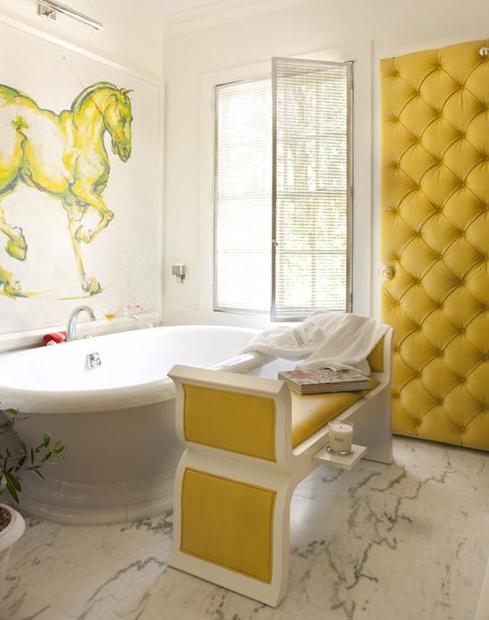 splendid sass raymond goins  design in atlanta  yellow