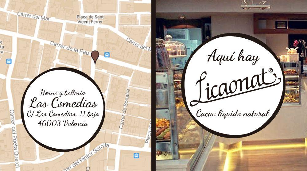 Sí, has leído bien, Licaonat ya está a la venta. Nuestra aventura comienza en Valencia, concretamente, en el Horno Las Comedias. Con más de 70 años de historia y tres generaciones de horneros preparan todos sus productos con el esmero y dedicación que siempre les ha caracterizado, con el fin de ofrecer una extensa variedad de productos de calidad. No podíamos tener un mejor anfitrión para Licaonat.