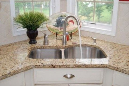 More Ideas Below Kitchenideas Kitchensink Copper Corner Kitchen Sink Layout Undermount Cabinet Diy