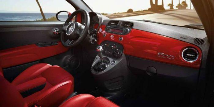 2017 Fiat 500 Abarth Interior   Fiat, Fiat abarth and Car pictures