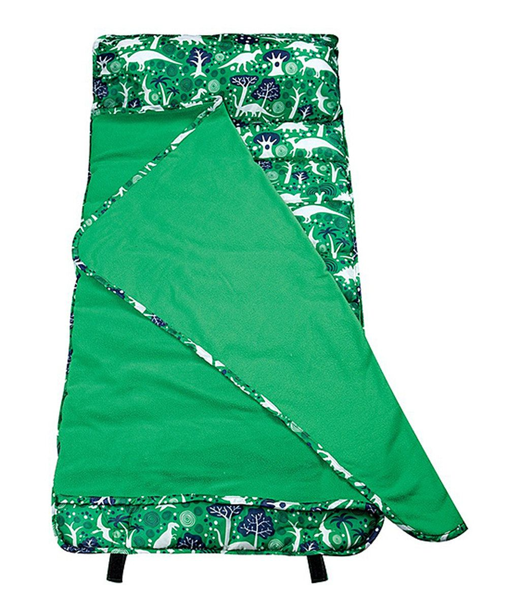 Look at this Green Dinomite Dinosaurs Nap Mat on #zulily today!