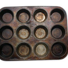 Removing Rust from Baking Pans