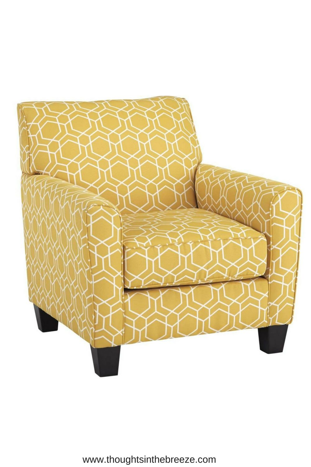 Brilliant 324 19 Benchcraft Ayanna Nuvella Gold Accent Chair Built Pabps2019 Chair Design Images Pabps2019Com