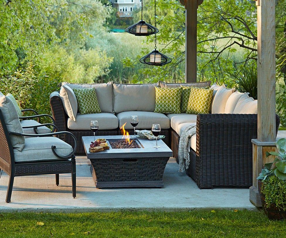 Luxe Lounge Patio Lounge Furniture Luxe Lounge Backyard Furniture