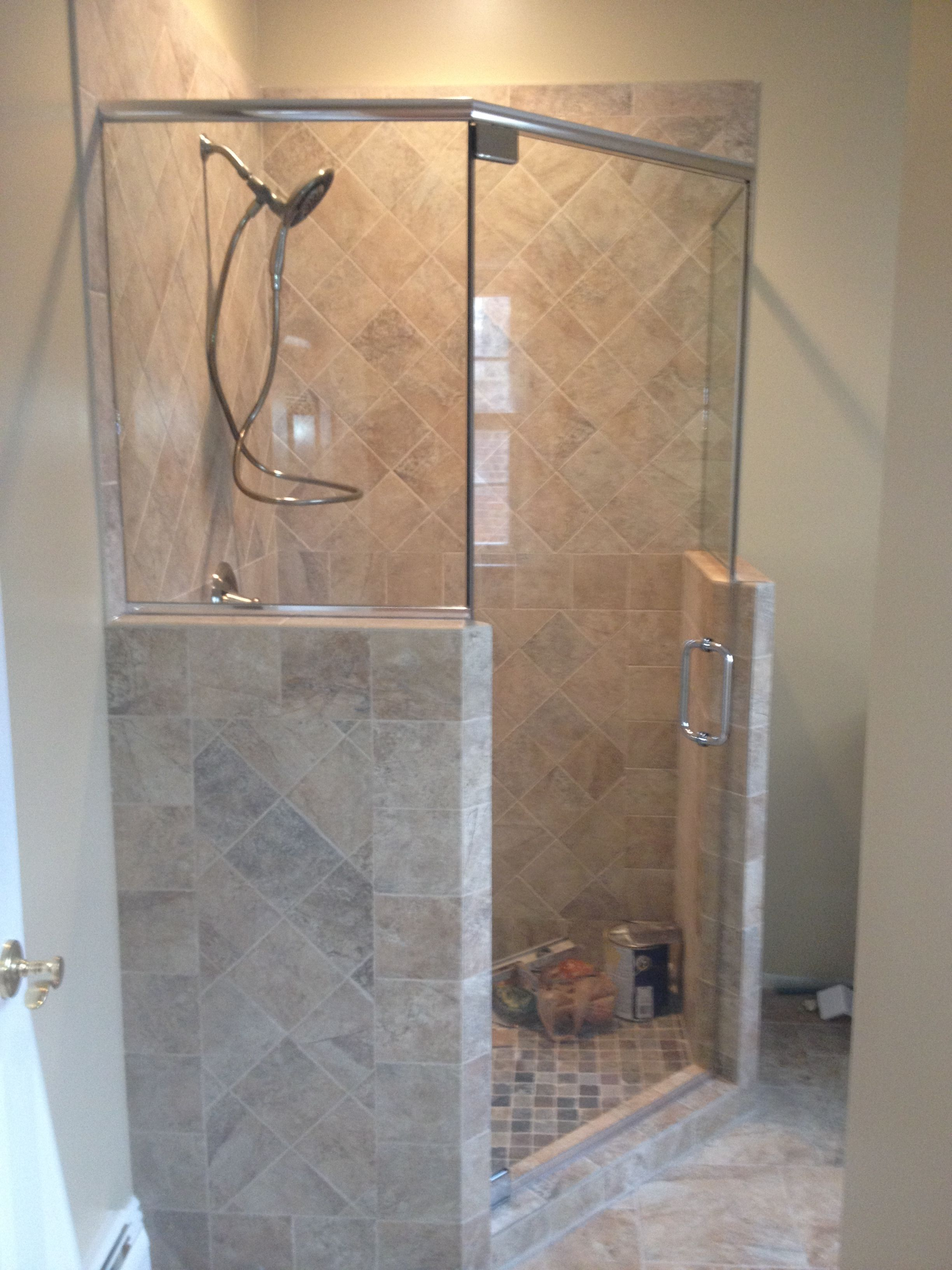 Shower : Stupendous Neo Angle Shower Doors Picture Inspirations ...