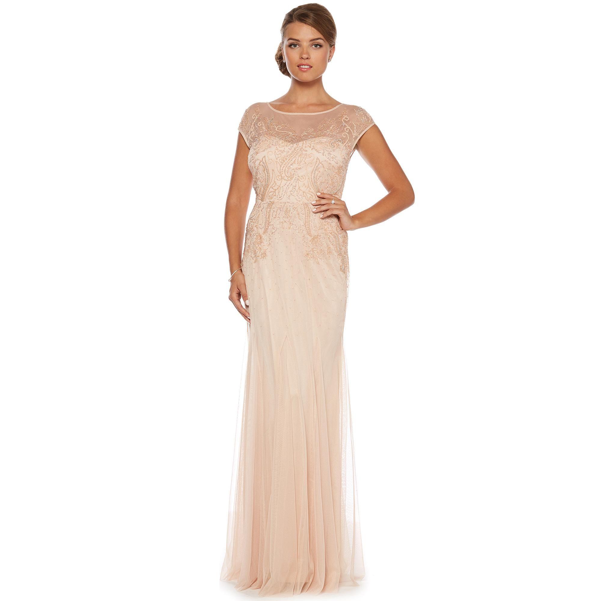 Rose Bead Embellished Maxi Dress Dresses Debenhams
