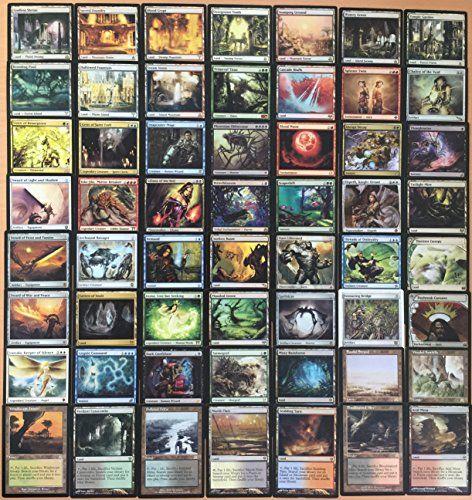 40 Foil Magic: The Gathering Cards with Foil Rare! Magic: the Gathering http://www.amazon.com/dp/B002MZAPCE/ref=cm_sw_r_pi_dp_Fcvjwb0485KQM