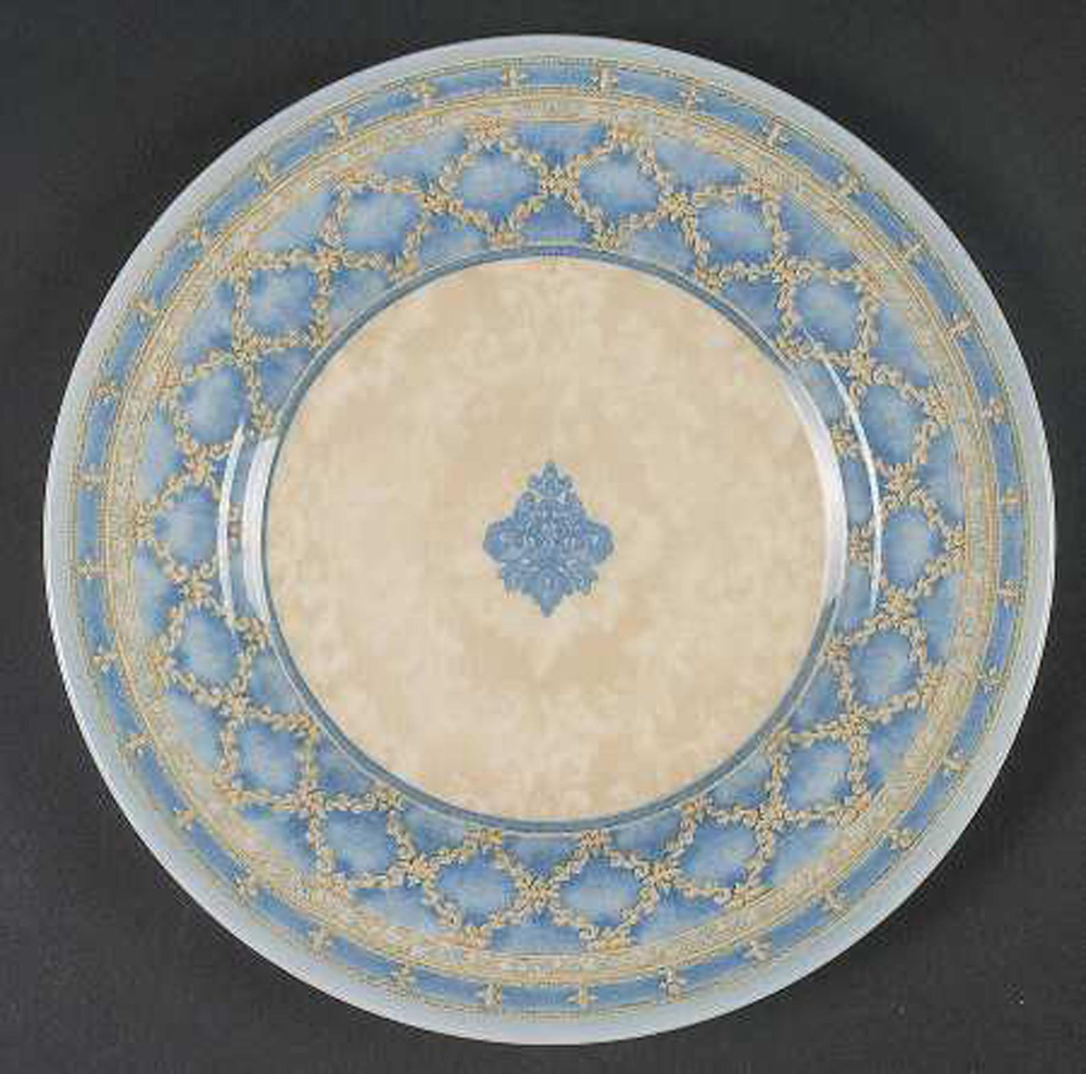 Vintage 1999 Churchill China Prague Bread And Butter Dessert Or Side Plate Jeff Banks Ports Of Call Made In England Side Plates Plates Bread N Butter