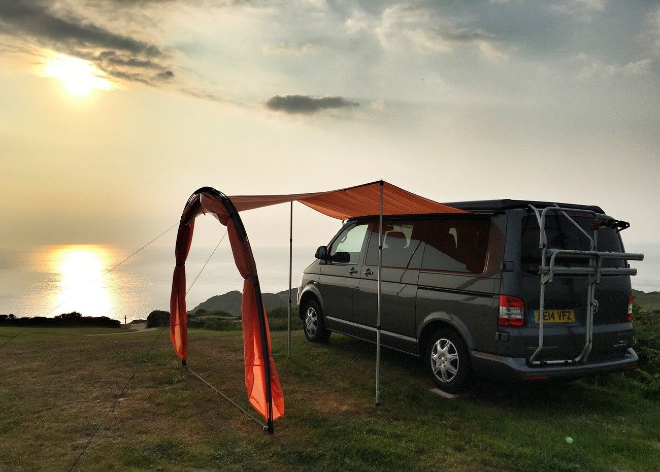Hosted Site Search Discovery For Companies Of All Sizes Campervan Awnings Campervan Camping Experience