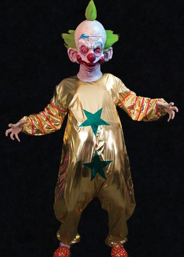 From the cult classic movie Killer Klowns from Outer Space comes this  fabulous clown costume, this is without a doubt the most screen accurate  Killer Klown