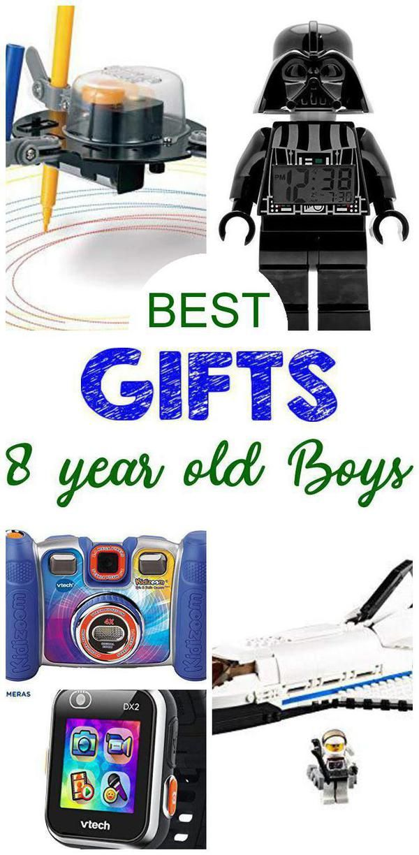 Best Gifts for 8 Year Old Boys 2019 | 8 year old christmas ...