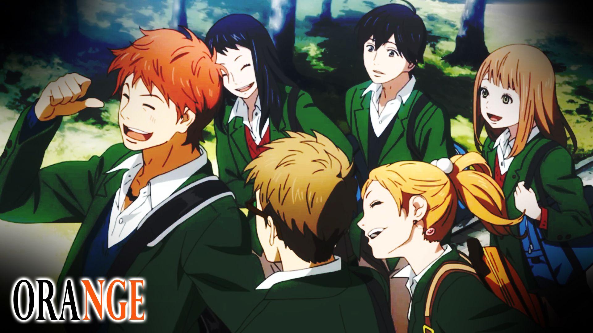 Image Result For Download Wallpaper Anime Orange