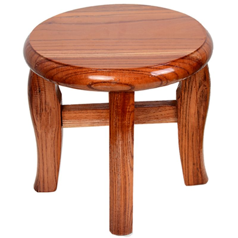 #eco-friendly #solid #wood #stool #bench #kids #child #cute #shoe #living #room #furniture #strong #round #pouf #stools #high #quality