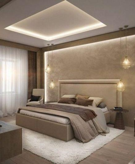 Ceiling Lighting Fixtures Bedroom Art Deco 40 Ideas Luxurious Bedrooms Bedroom Furniture Design Latest False Ceiling Designs