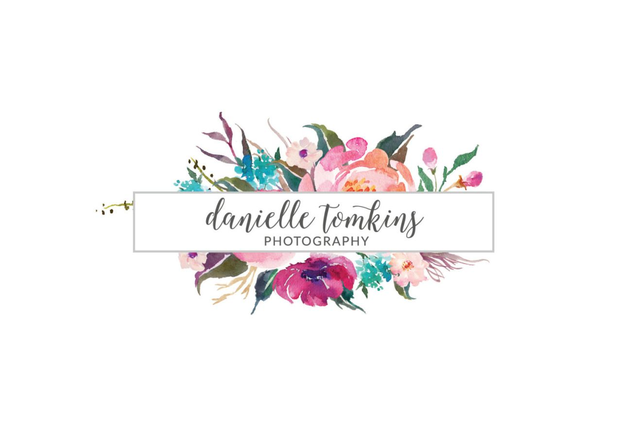 Image Result For Watercolor Floral Logo Designs Art Logo Designs Pinterest Floral Logo