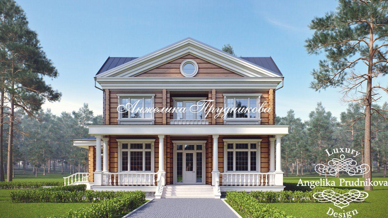 Дизайн экстерьера дома из кедра | Дома из кедра, Дизайн ...