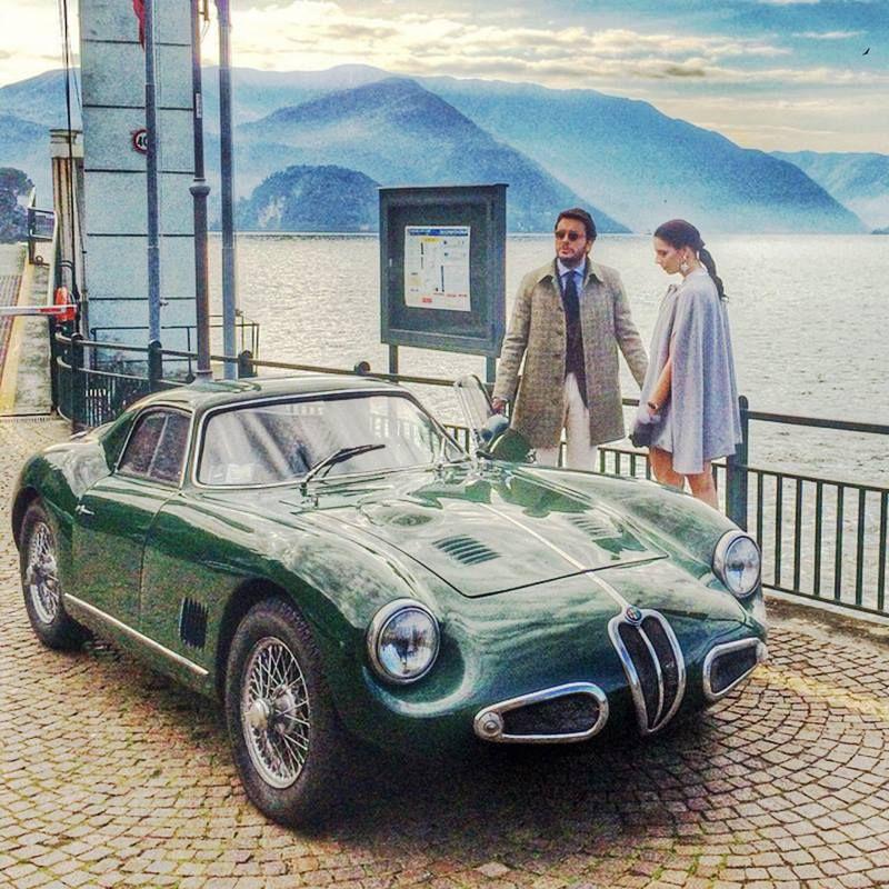 1958 Alfa Romeo 1900 Sport Prototype Coupe