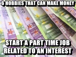 Photo of 6 preiswerte Hobbys, mit denen man Geld verdienen kann