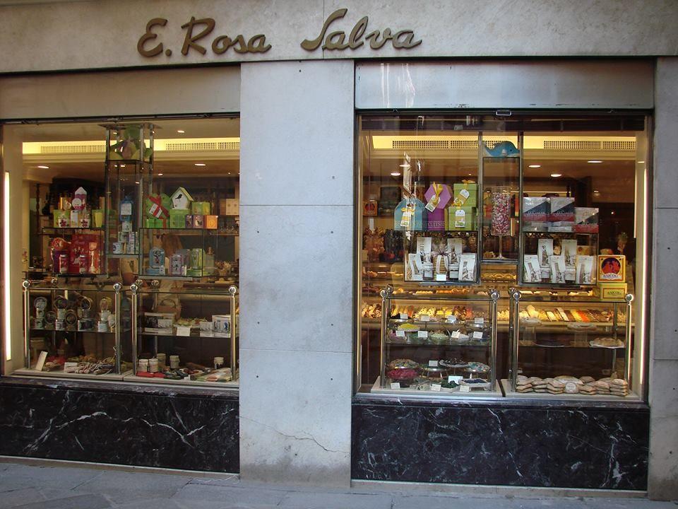 El mejor desayunadero de #Venecia #ERosaSalva #DionisioPimiento #Food #Foodie
