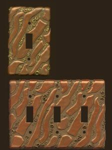 Tuscany Metallic Switchplate by Joan by Joan. $28.50