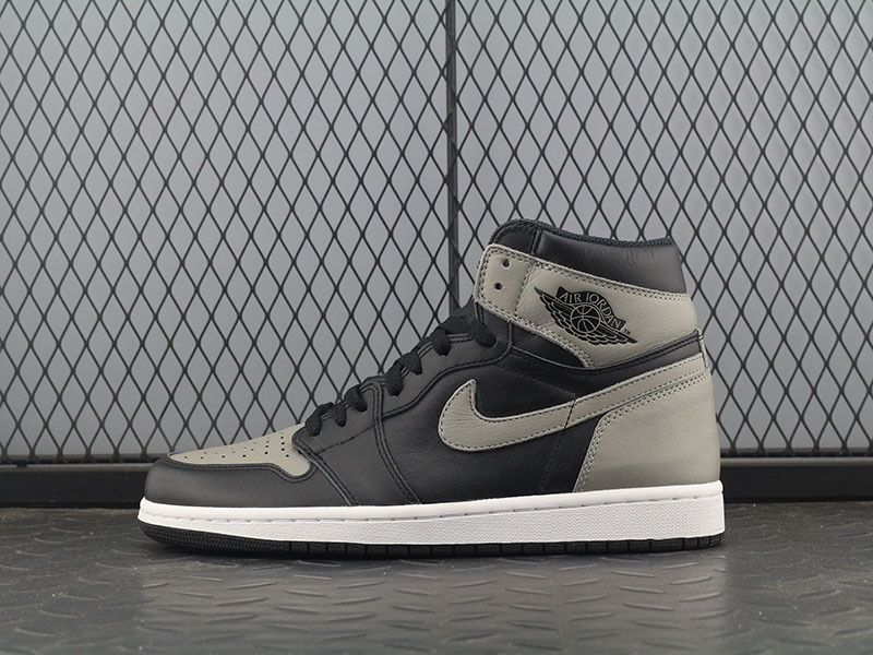 sports shoes 8aad4 5b3dc Air Jordan 1 Shadow Grey 555088-013 SIZE EUR41-46  Check