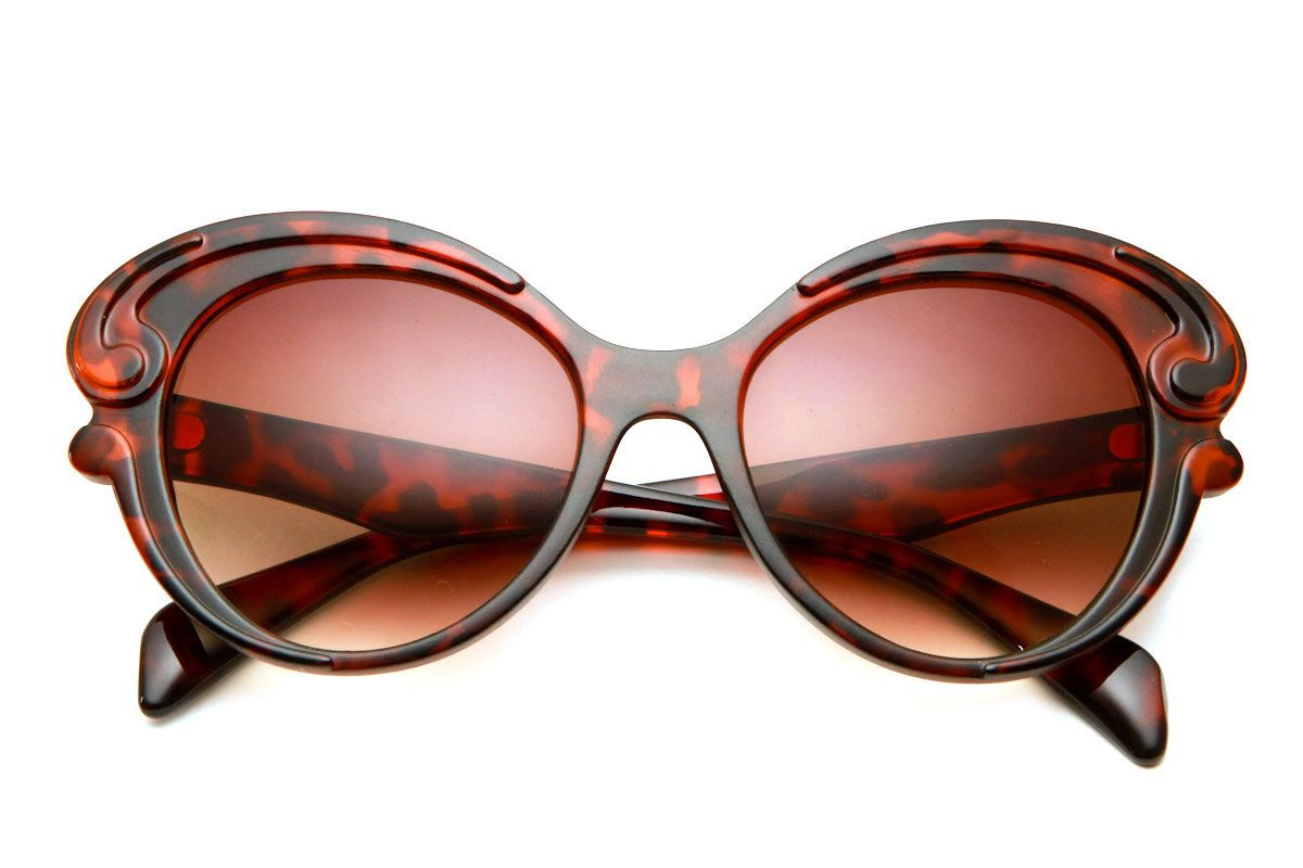 Ornate Baroque Sunglasses