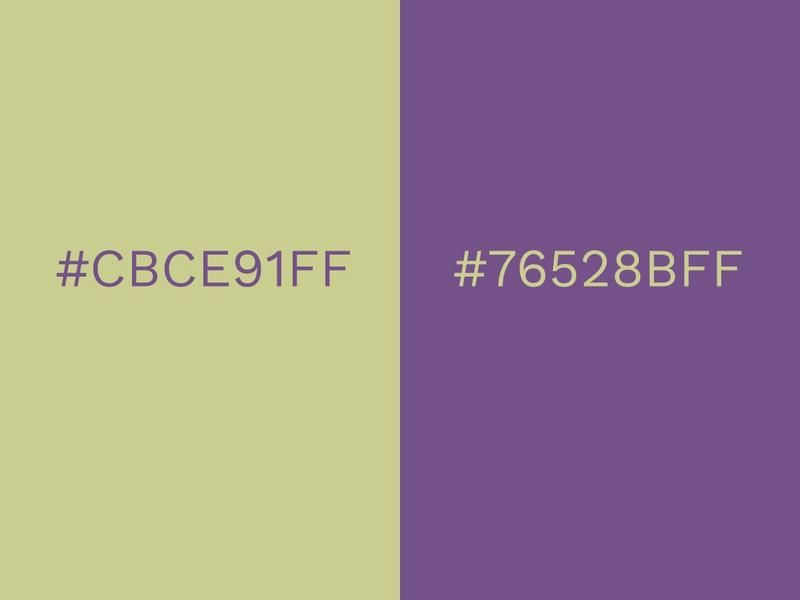 Pale Green and Purple Sapphire colour combination | Good ...