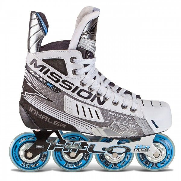 Mission Inhaler Ac4 Roller Hockey Skate Inline Hockey Roller Hockey Skates Inline Skating