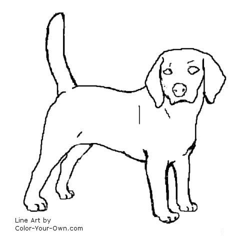 Dog Coloring Pages Tweet Coloring Pages Blog Newest