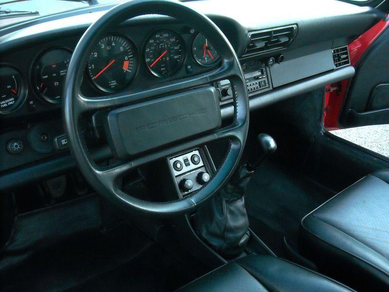 1986 Porsche Carrera