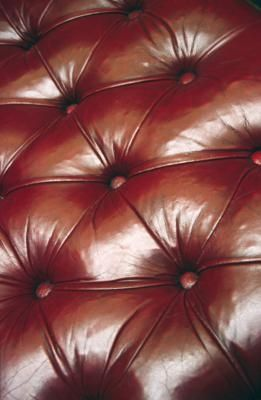 How To Fix A Burn On A Leather Couch Leather Ottoman Leather Repair Leather Cocktail Ottoman