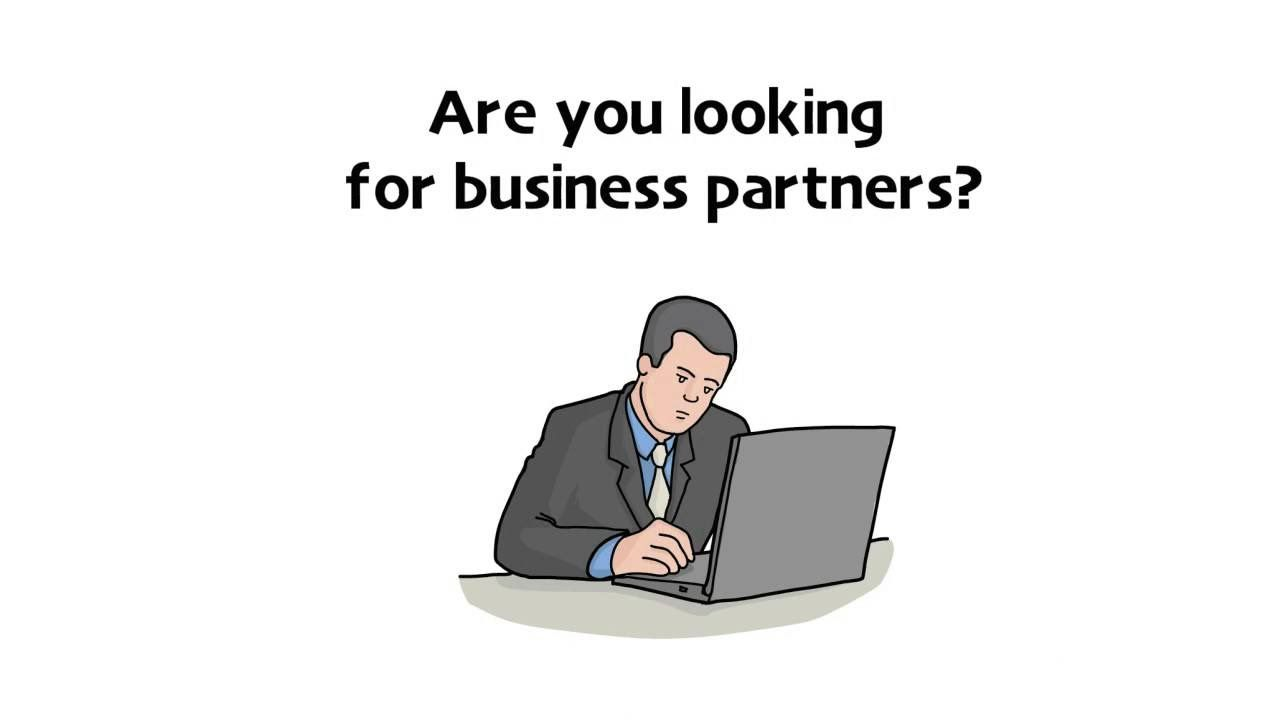 How to find Business Partners on Internet