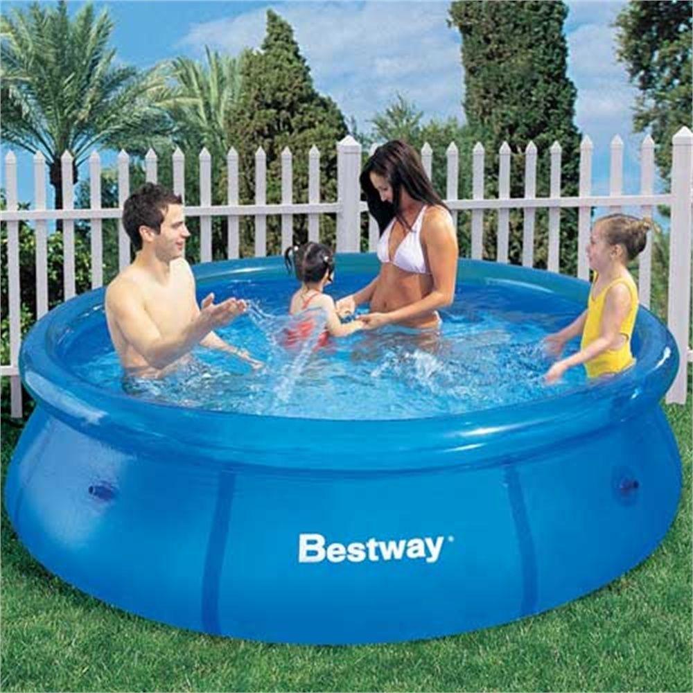Bestway Clear Fast Set Pool 8ft 29 99 Pool Swimming Pools Outdoor
