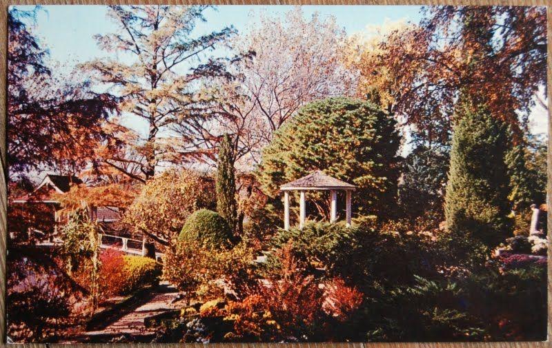 Your Sunday Boring Postcard From Michael5000 Arboretum Home On The Range Kansas Usa