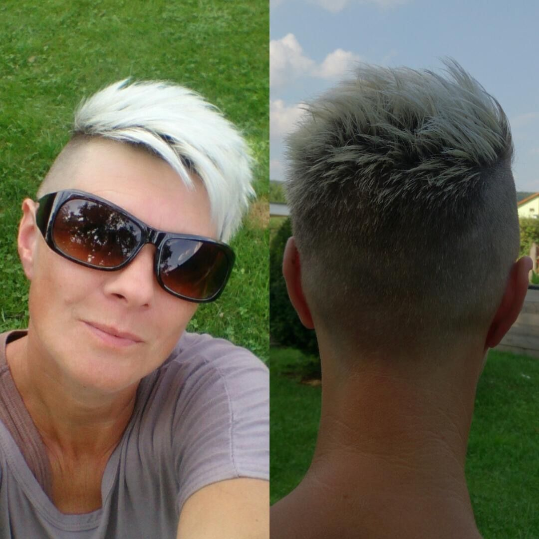 Hairdare fryzury pinterest th short hair and haircuts