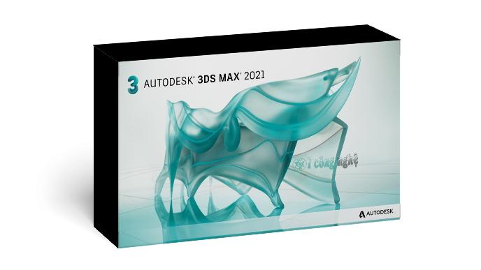 برنامج ثري دي ماكس Autodesk 3ds Max 2021 3ds Max Autodesk 3ds Max 3ds