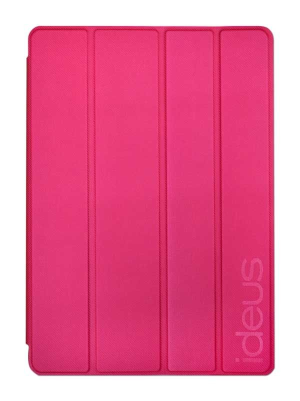 ideus iPad Air compatible magnetic smart case #Fuchsia
