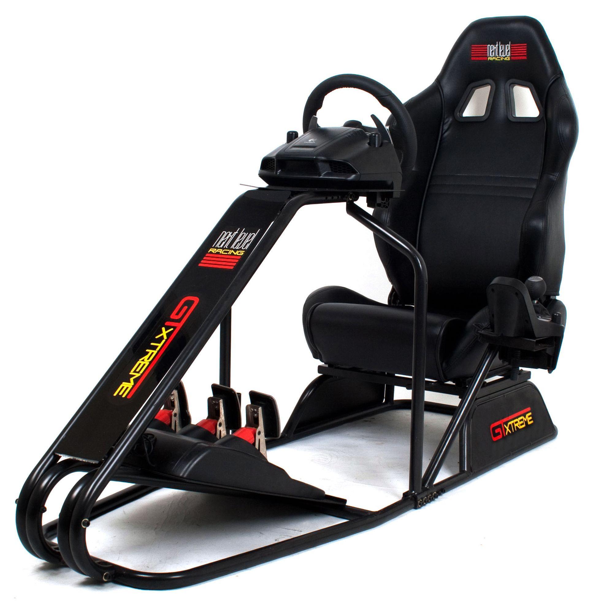 Next Level GTxtreme Racing Simulator BOYS WANT TOYS