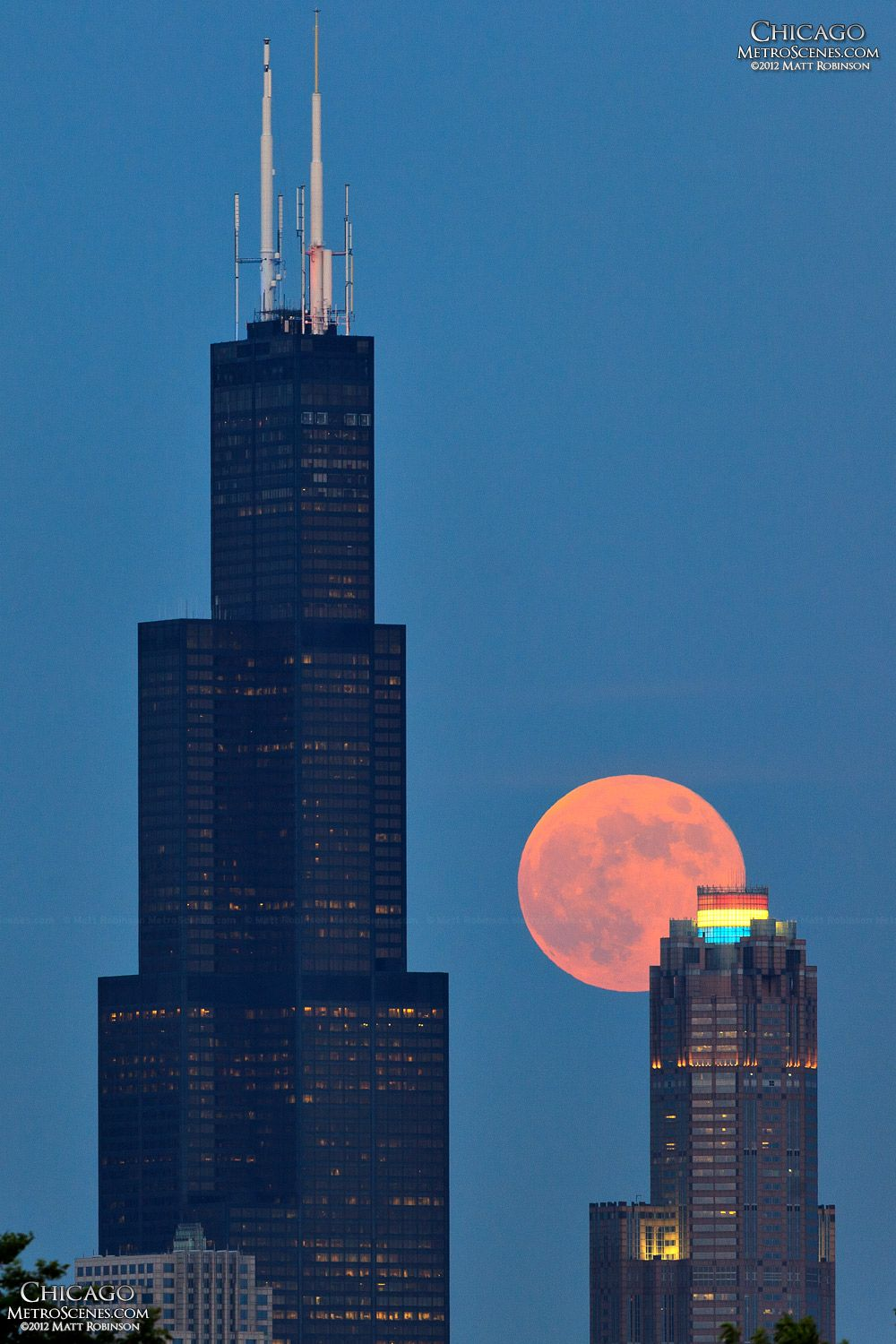 red moon 2019 in chicago - photo #29