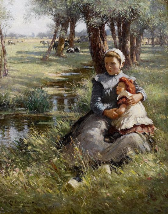 An Afternoon Nap By William Kay Blacklock Fine Art Print Art Fine Art Fine Art Prints