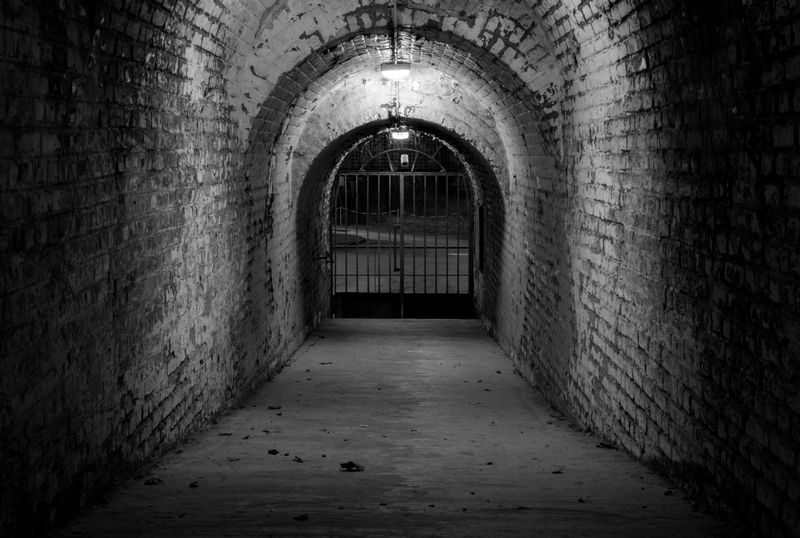 End of the tunnel - Photo