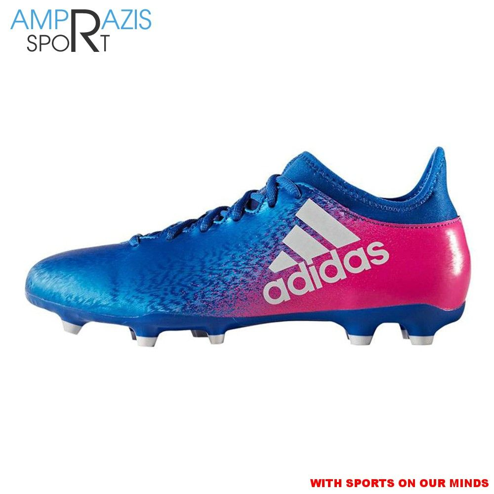 new style c24b4 730d9 Adidas X16.3 FG   Football Soccer  Shoes   Accessories    Pinterest ...